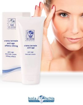 crema termale viso anti rughe effetto lifting