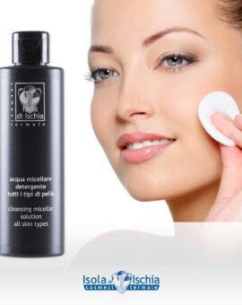 acqua micellare detergente rimuovi trucco per tutti i tipi di pelle